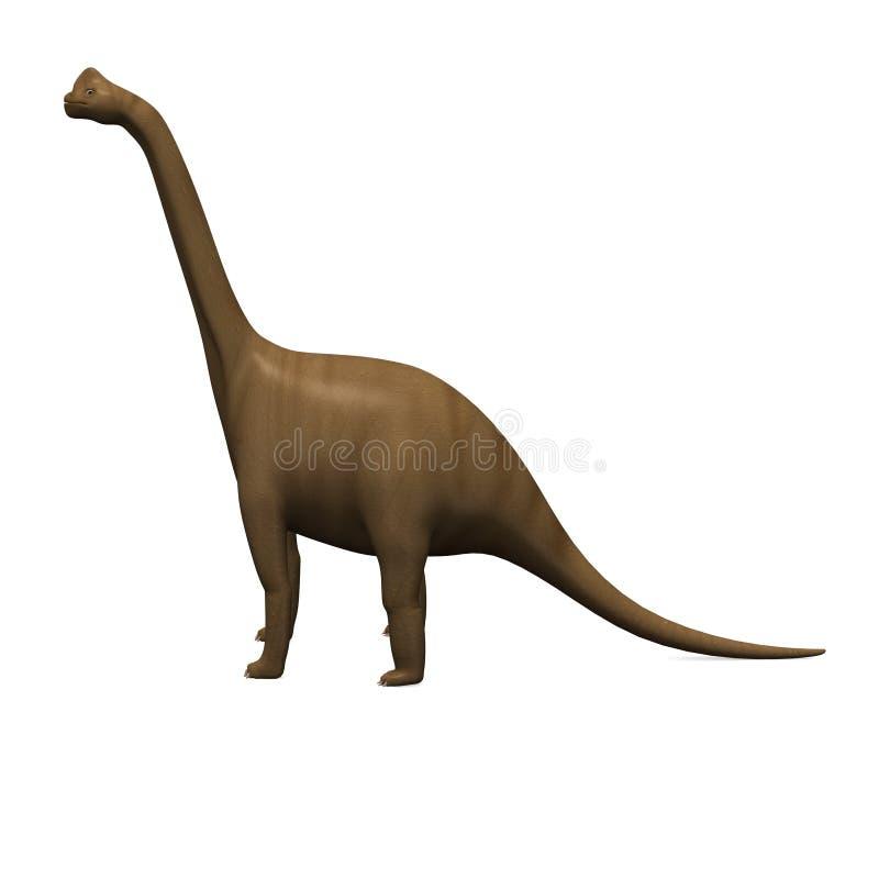 dinosaur prehistoryczny ilustracja wektor
