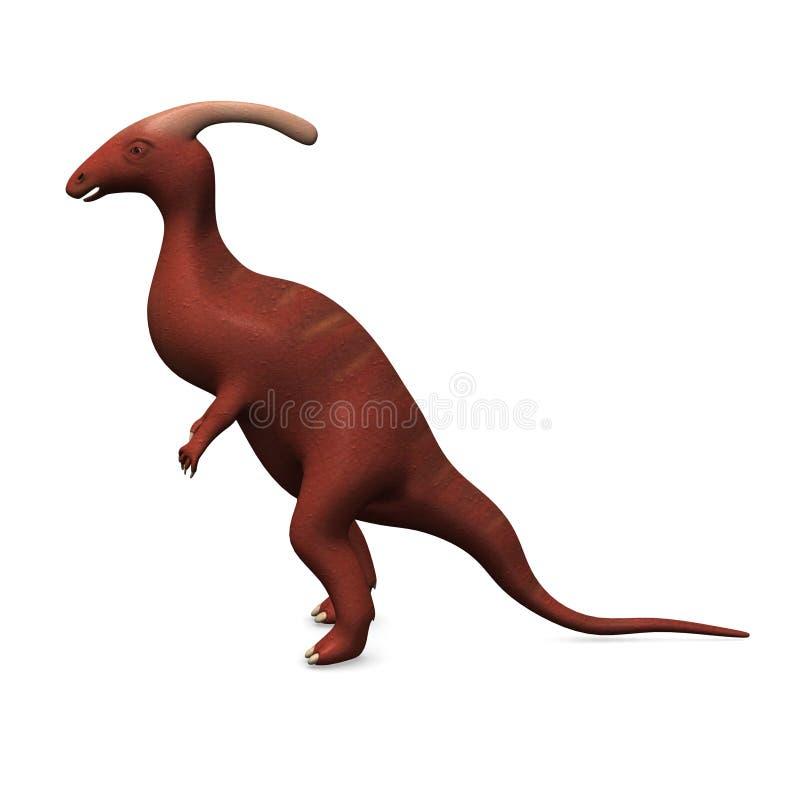 dinosaur prehistoryczny royalty ilustracja