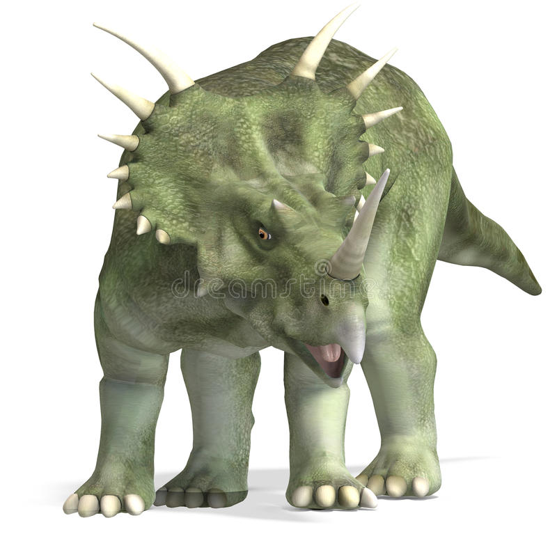 Free Dinosaur Styracosaurus Royalty Free Stock Photo - 17922095