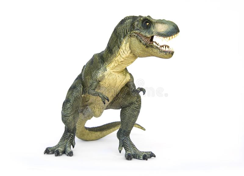 Dinosaura Tyrannosaurus Rex zdjęcia stock