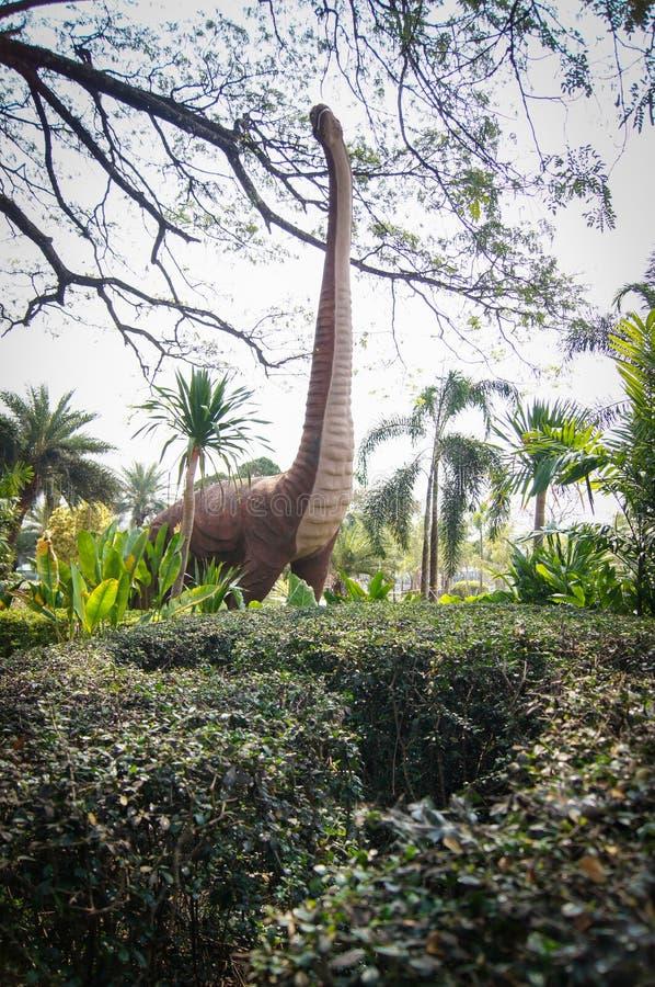 Dinosaure modèle images stock