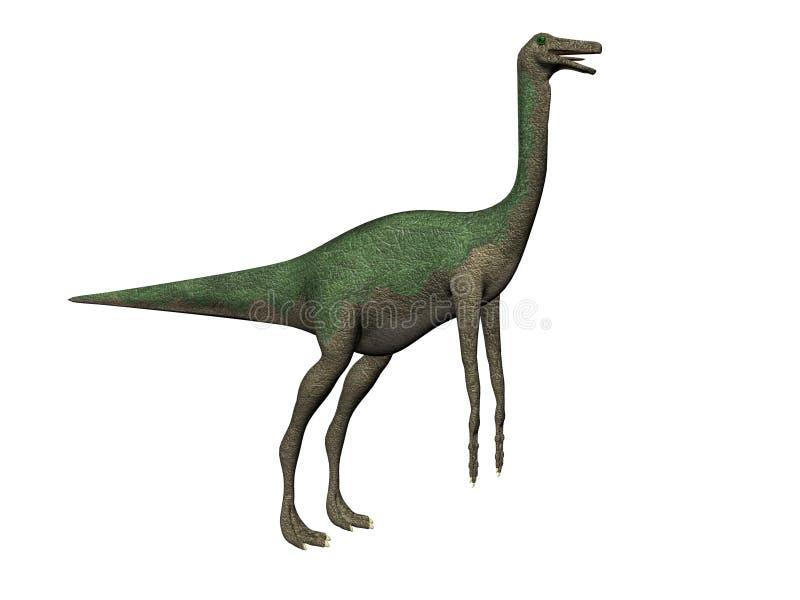 dinosaurgreen stock illustrationer