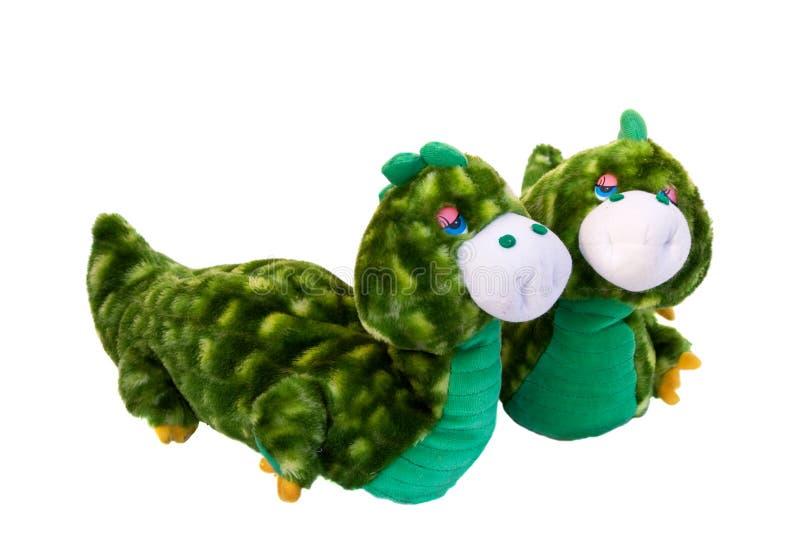 Download Dinosauri gemellare fotografia stock. Immagine di figura - 7311718