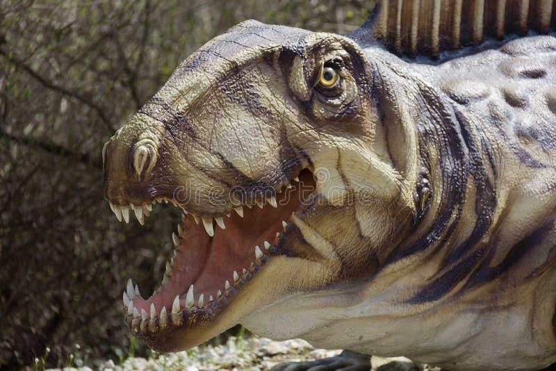 Dinosauriemun 2 fotografering för bildbyråer