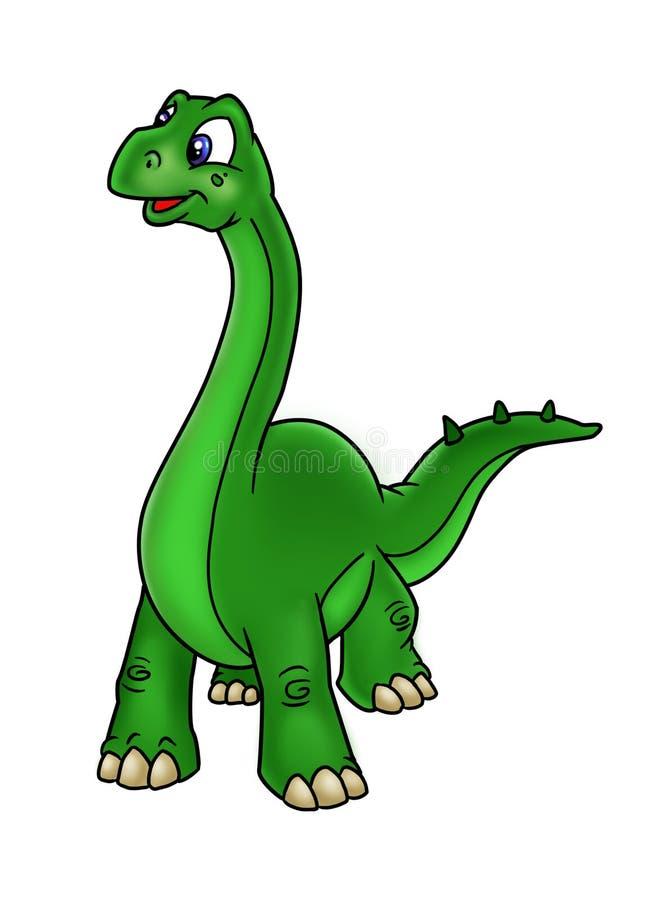 Dinosaurier vektor abbildung