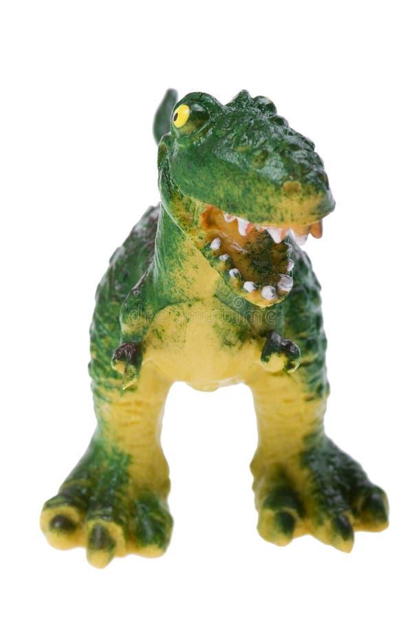 Dinosaurierspielzeug lizenzfreie stockfotos