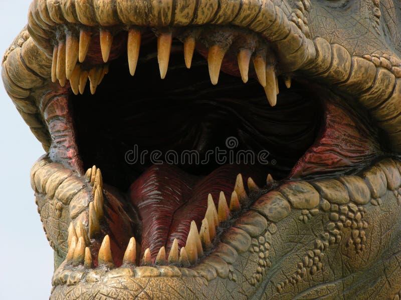 DinosaurierTyrannosaur Lizenzfreies Stockbild