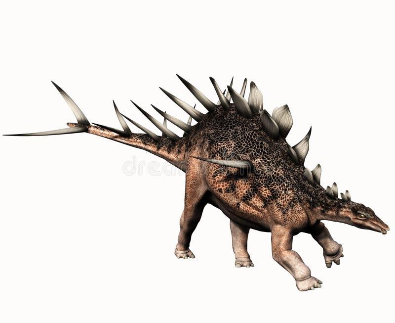 Dinosaurio de punta libre illustration