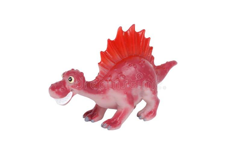 Dinosaurio del juguete foto de archivo
