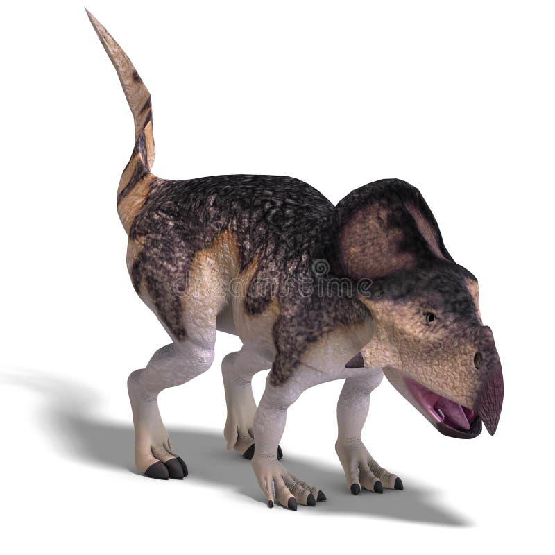 Dinosaurio Protoceratops libre illustration