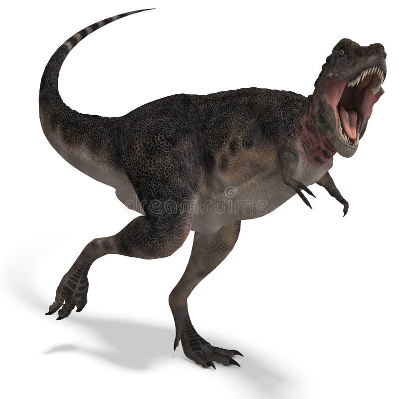 Dinosaurio Tarbosaurus libre illustration