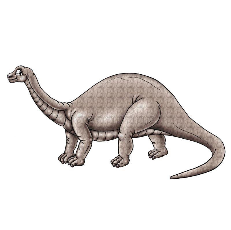 Dinosauro illustrazione vettoriale