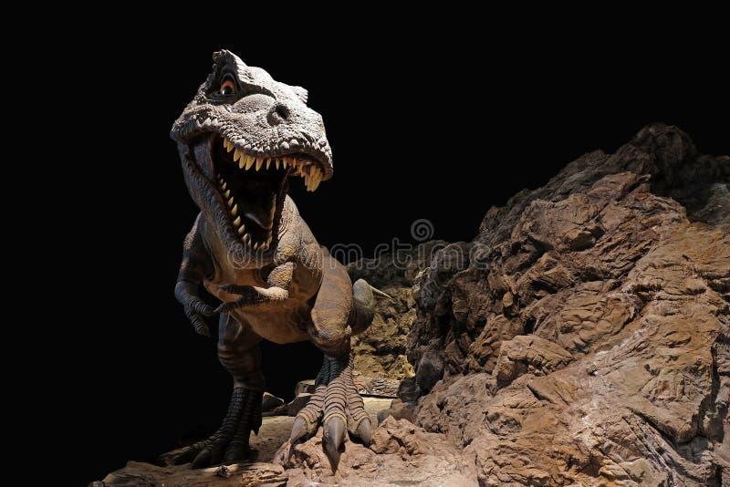 Dinosauro gigante immagini stock