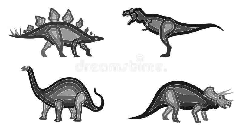 Dinosaurs Stock Photography