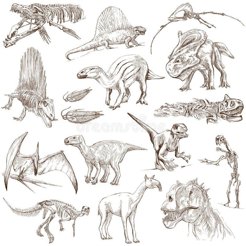 Free Dinosaurs Royalty Free Stock Photo - 39506625
