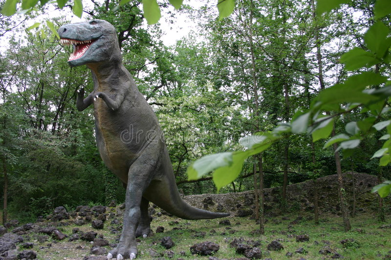 Download Dinosaurs stock photo. Image of dino, competition, dinosauro - 4168882