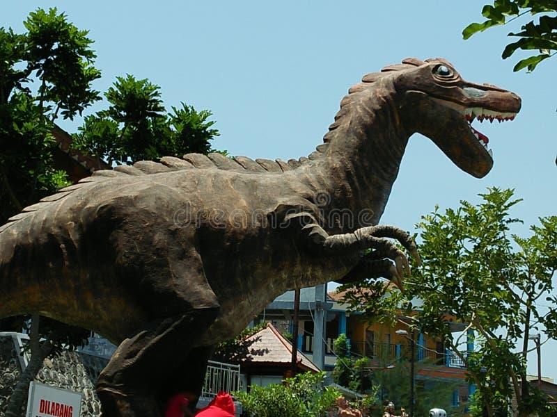 Dinosaurus royaltyfria bilder