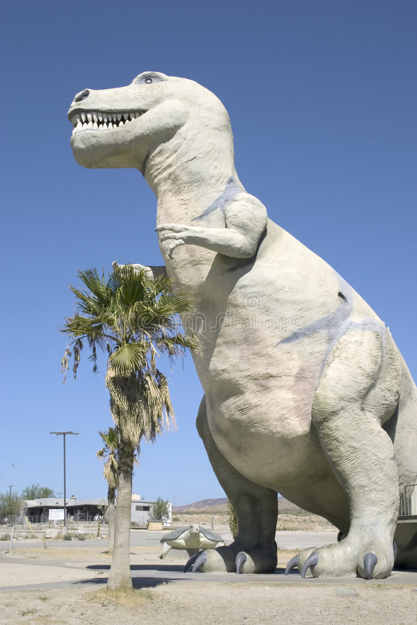 Dinosaurus 2 royalty-vrije stock afbeelding