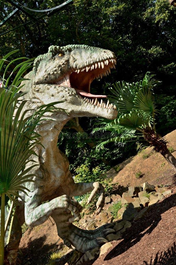 Dinosaurus fotografía de archivo