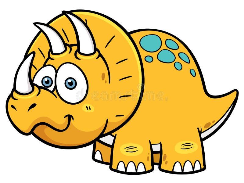 dinosaurus royalty-vrije illustratie