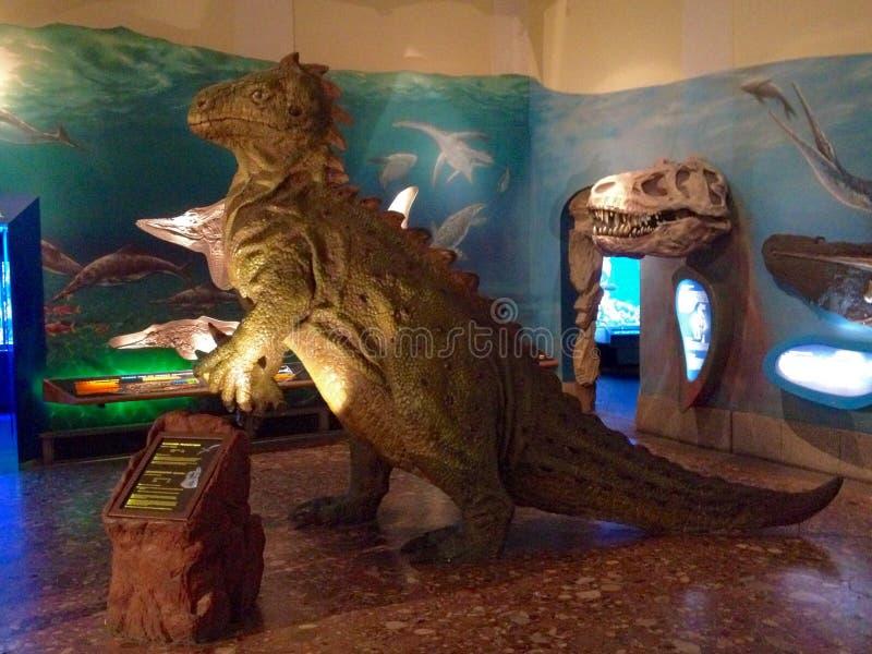 dinosaurus stock illustratie