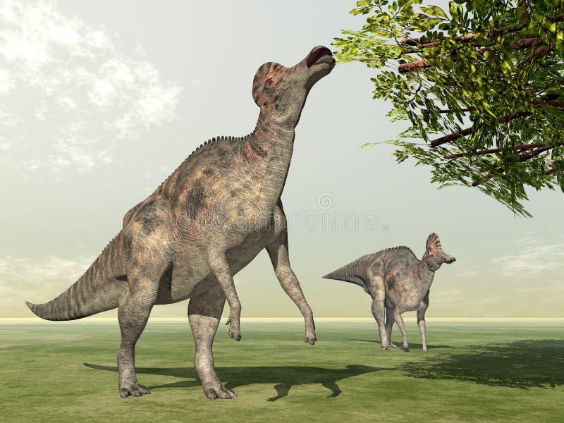 Dinosaurus Corythosaurus