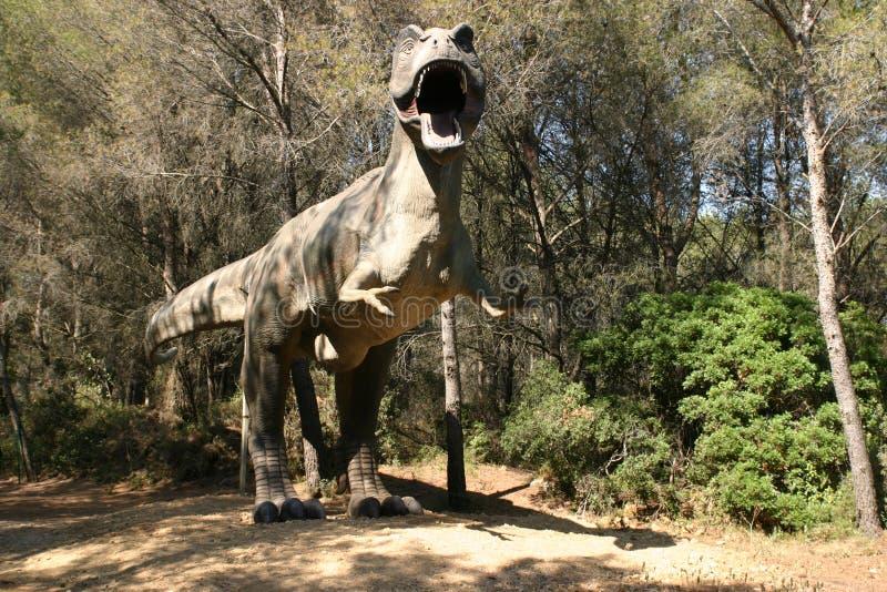 Dinossauro fotografia de stock royalty free