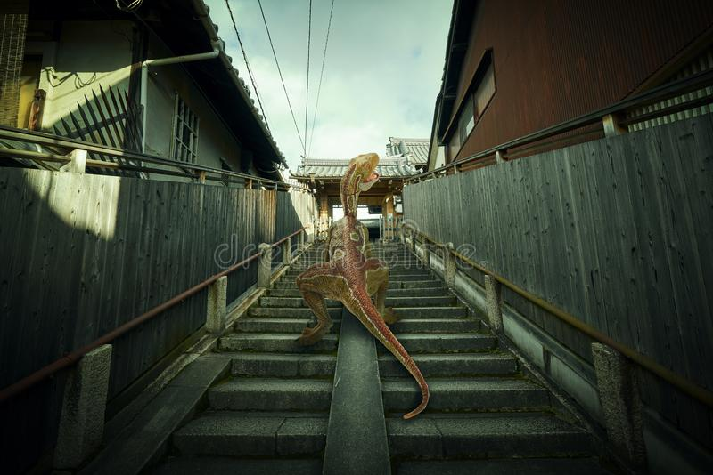 Download Dinosuar иллюстрация штока. иллюстрации насчитывающей hang - 101213645