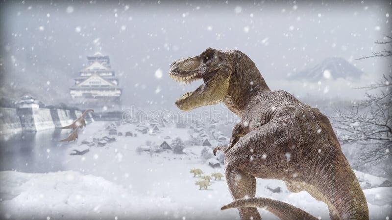 Download Dinosuar иллюстрация штока. иллюстрации насчитывающей зодчества - 101213894