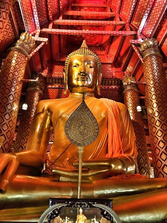 Dio di Buddha immagine stock