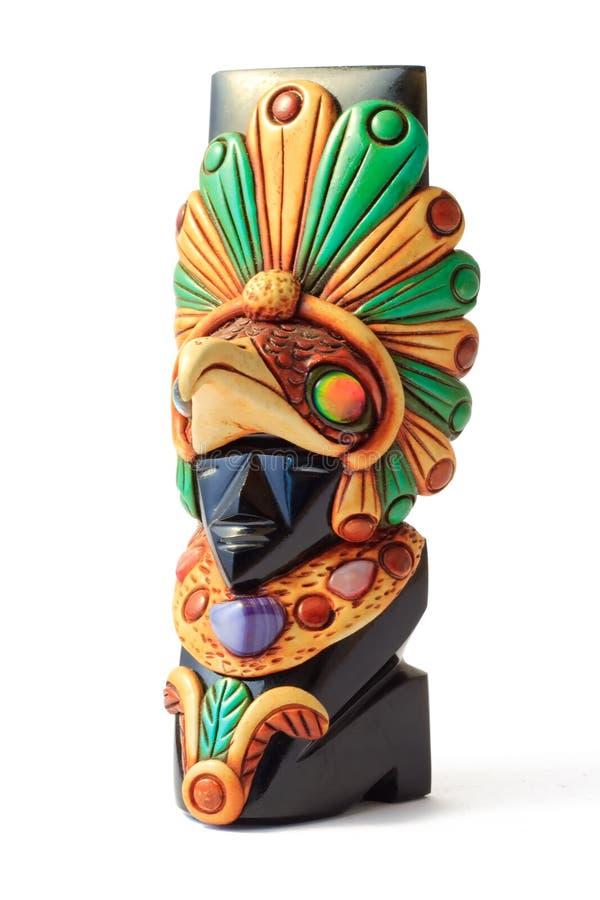 Dio messicano immagine stock
