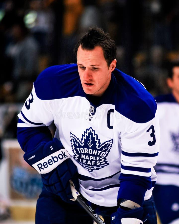 Download Dion Phaneuf Toronto Maple Leafs Image éditorial - Image du professionnel, joueur: 45359745