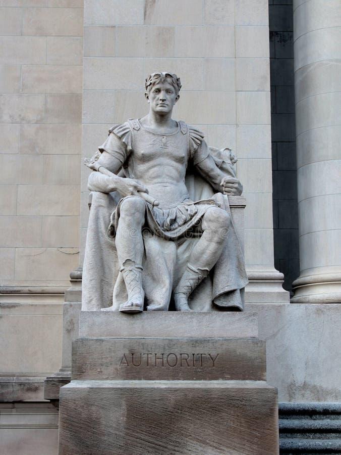 Dios griego de la autoridad imagen de archivo libre de regalías