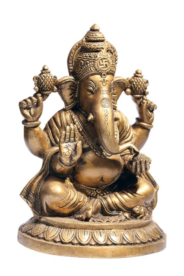 Dios hindú Ganesh imagen de archivo