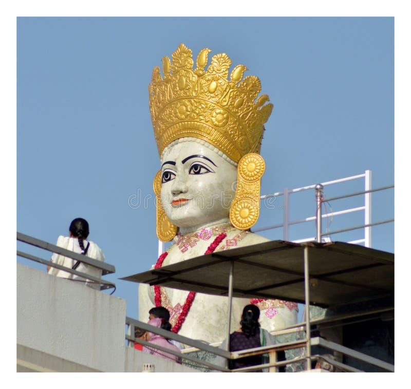 Dios Jain imagen de archivo