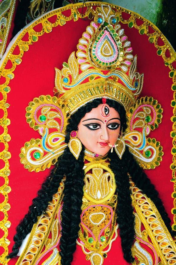 Diosa de Durga imágenes de archivo libres de regalías