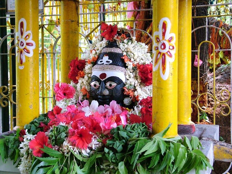Diosa de Kali fotos de archivo libres de regalías