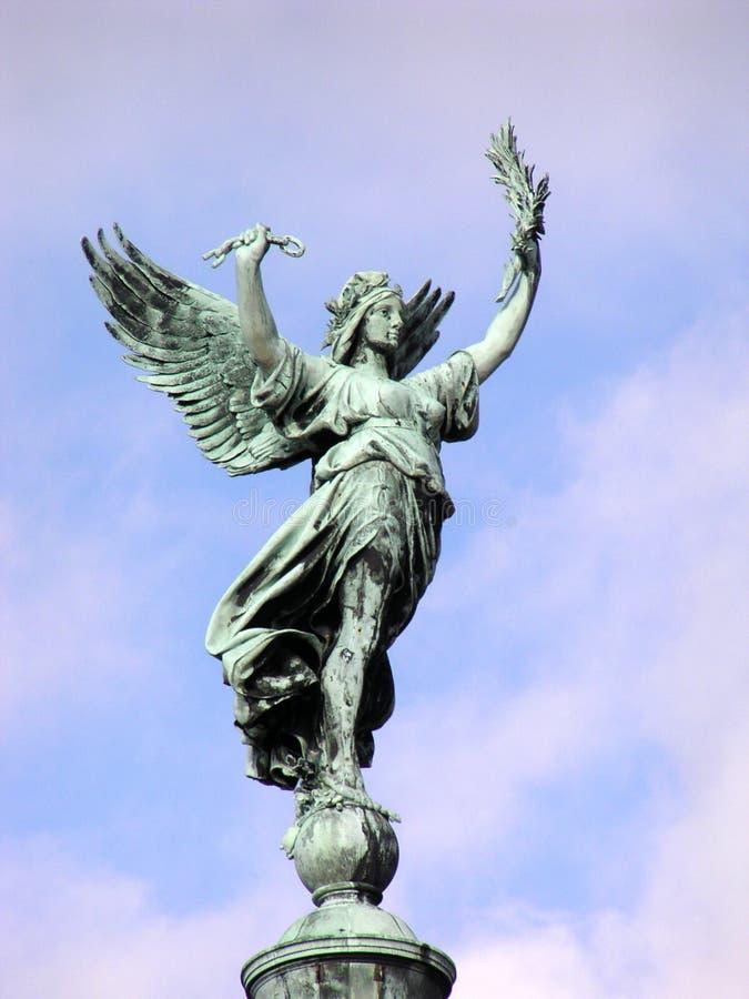 Diosa (Francia) imagenes de archivo