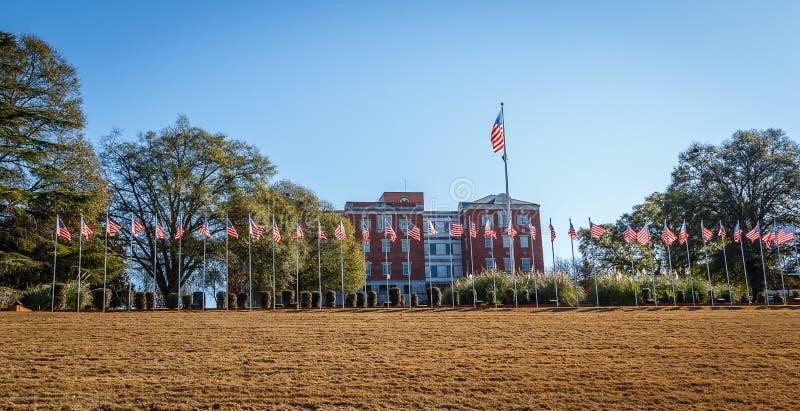 Dipartimento degli affari di veterano, ufficio regionale di Montgomery, Alabama immagine stock