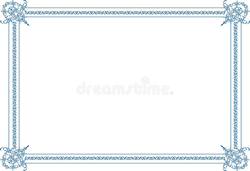 Diploma stock illustration