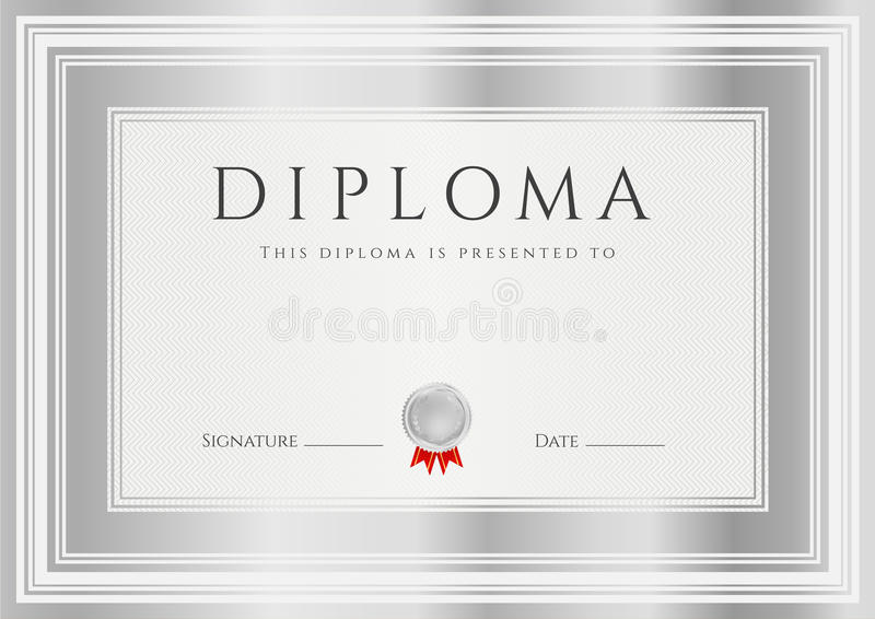Diploma ertificate award template frame stock vector download diploma ertificate award template frame stock vector illustration of premium medal yadclub Image collections