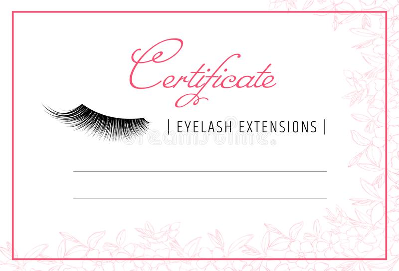 Makeup Certificate Template  Beauty School Or Refresher Courses For