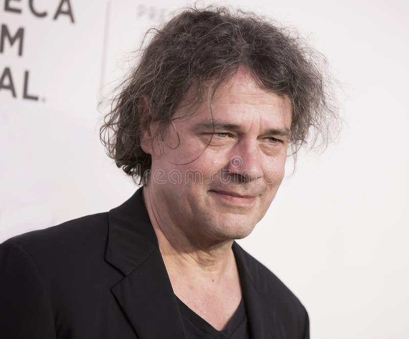 Directeur David Levaux à la première 2017 de festival de film de Tribeca du ` le ` d'exception photos libres de droits