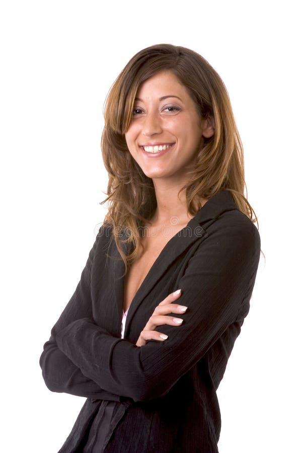 Directeur femelle photographie stock libre de droits