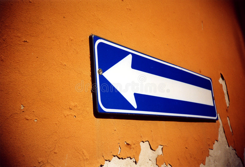 Direction royalty free stock photos