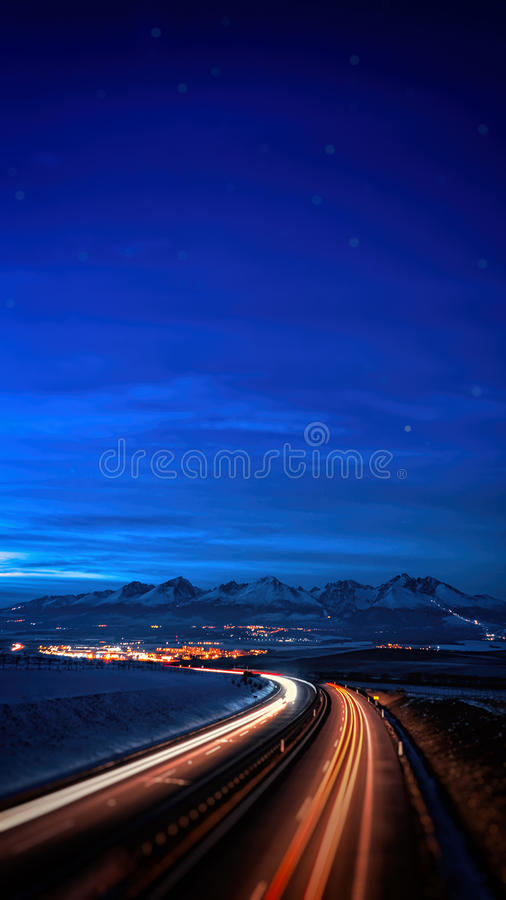 Download Direction High Tatras Stock Photo - Image: 83841046