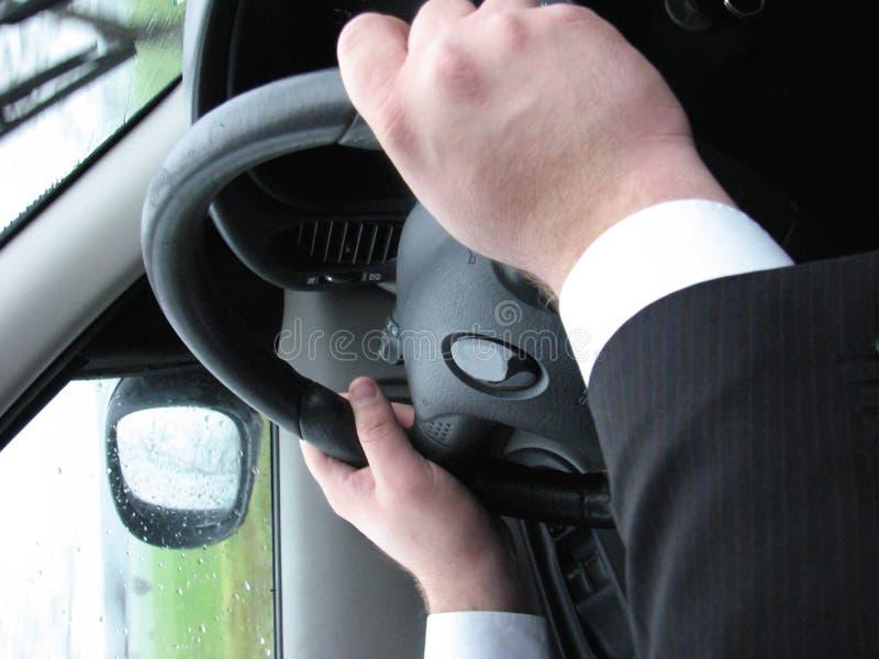 Direction-roue photo libre de droits