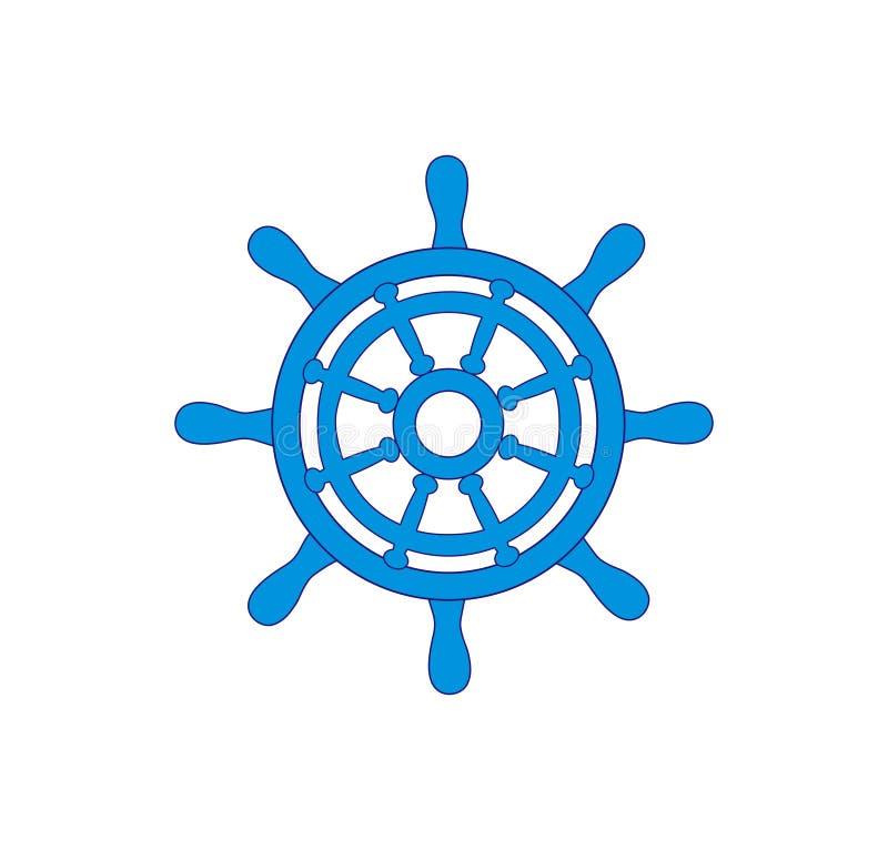Direction-roue illustration libre de droits