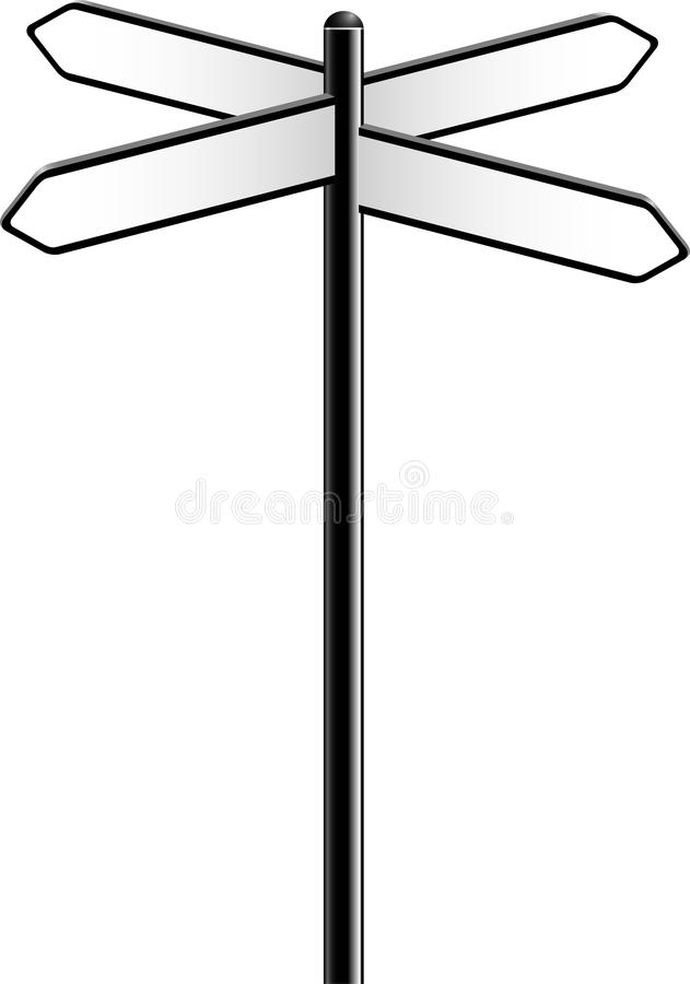Download Direction Signs Stock Image - Image: 25860071