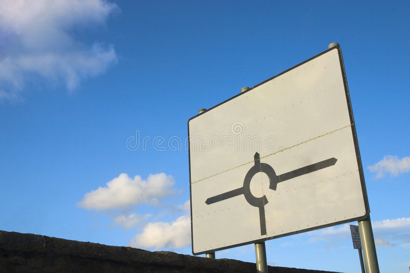 Directions to ? royalty free stock images